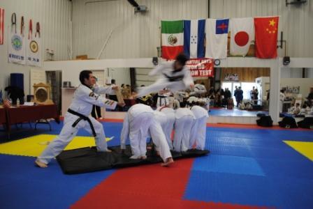 Kangs martial arts promotion