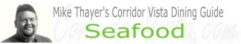 Corridor Vista Seafood
