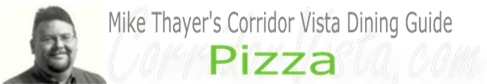 Corridor vista pizza