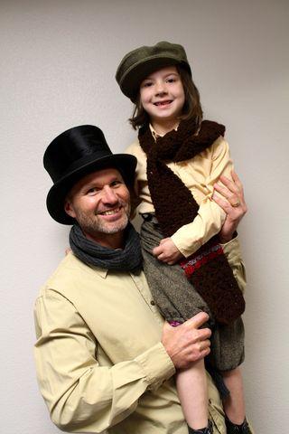 BobCratchit and Tiny Tim