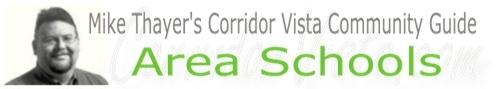 Corridor Vista Area Schools