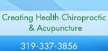 Creating health chiropractic