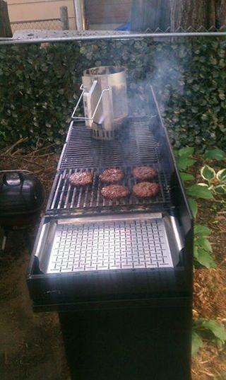 File cabinet grill