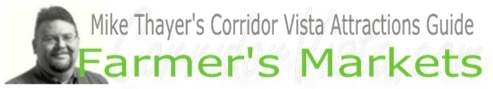 Corridor vista farmers markets