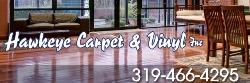 Hawkeye carpet