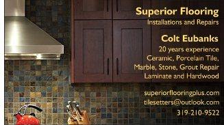 Superior flooring plus