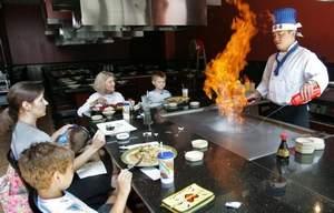 Three Samurai Restaurant