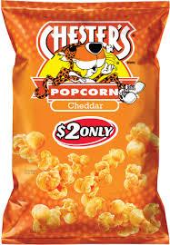 Chester's Popcorn Cheddar