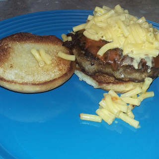 Meatloaf Cheeseburger