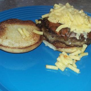Meatloaf Cheeseburger