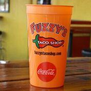 Fuzzy's Taco Shop Drink