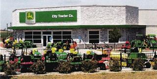City Tractor