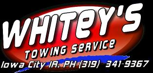 Whiteys Towing