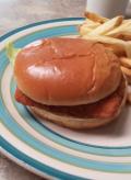 Wendy's Fish Sandwich