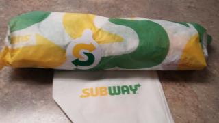 Subway Cold Cut Combo
