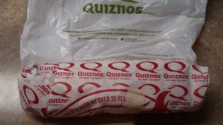 Quiznos Traditional
