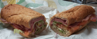 Subway Cold Cut Combo