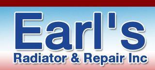 Earls radiator