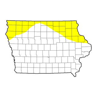 Iowa Drought