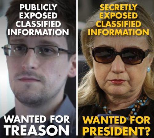 Snowden Clinton