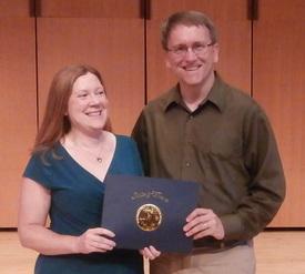 Animal Center Governor's Award