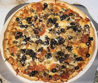 Papa Murphy's Cowboy Pizza Thin Crust