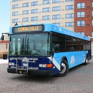 Coralville Bus
