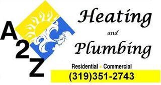 A2z plumbing and heating