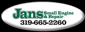 Jans small engine repair