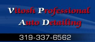 Vitosh auto detailing