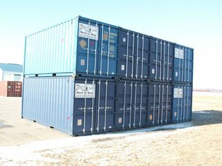 Connex Storage Containers