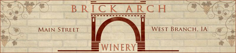 Brick arch winery