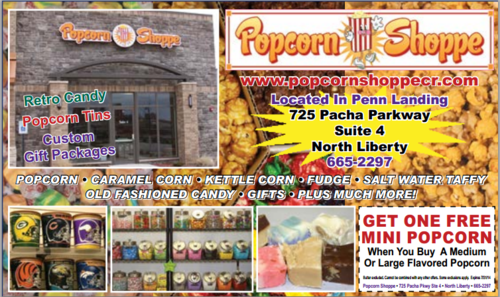 Popcorn Shoppe Display
