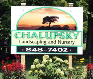 Chalupsky landscaping