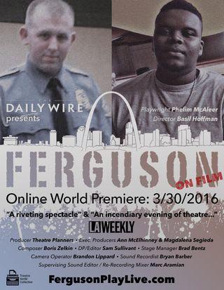 Ferguson on film