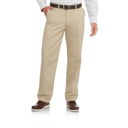 68e05751603 I ve got the George brand men s flat-front wrinkle-resistant pants in my  closet. It s a go-to in my wardrobe