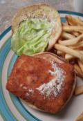A look inside the sandwich