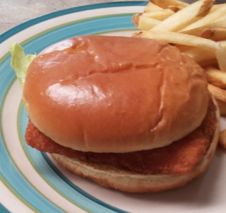 Wendy's Fish Sandwich
