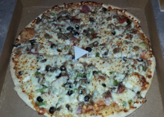 Gambino's Mobster Pizza