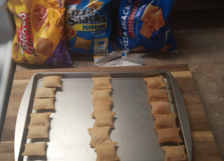 Pizza Roll Snacks