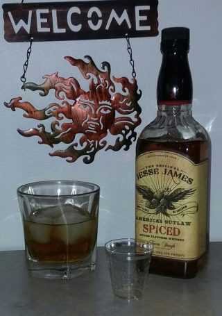 Jesse James Spiced Whiskey