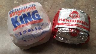 Burger King vs. Wendy's