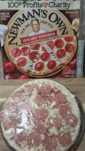 Newman's Own Pepperoni Pizza