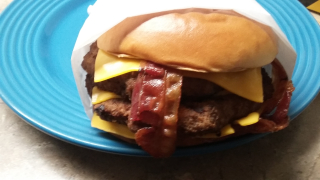 Hardee's Monster Thickburger