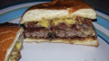 McDonald's Smokehouse Burger