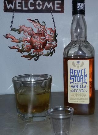 Revel Stoke Smoked Vanilla Whiskey