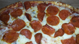 Casey's General Store Pizza