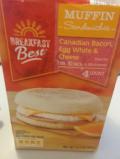 Breakfast Best Muffin Sandwiches