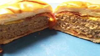 Hardee's Monster Thickburger
