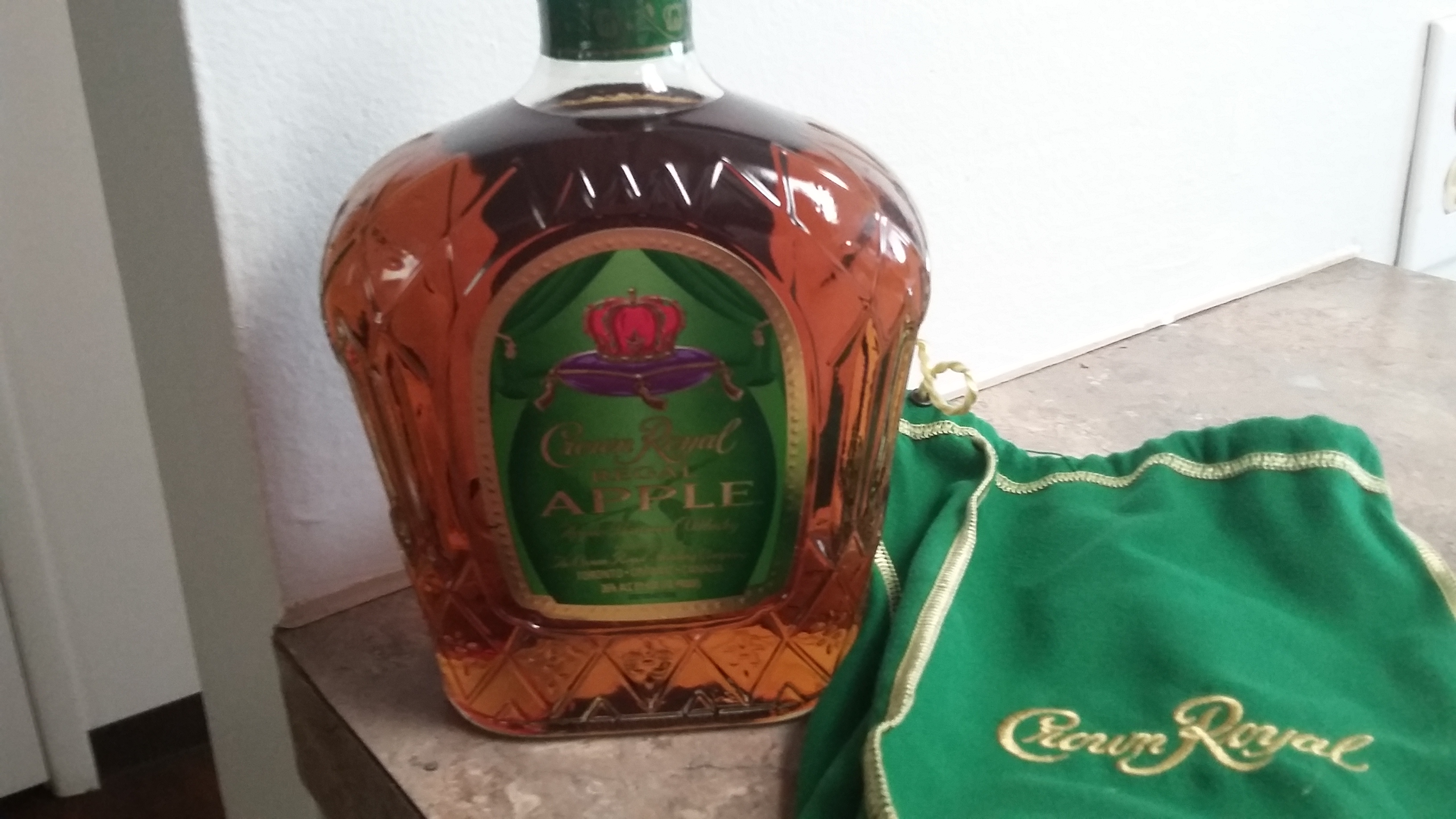 Drink Review Crown Royal Regal Apple Bachelor On The Cheap